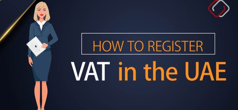 UAE VAT LAW