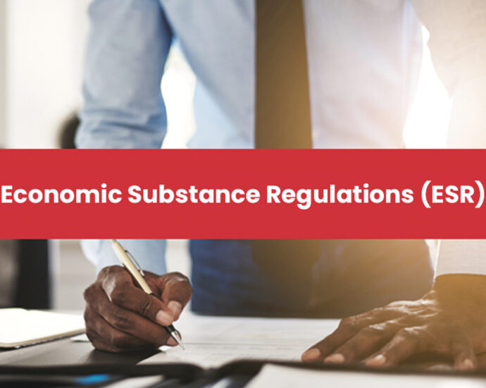 economic substance regulation